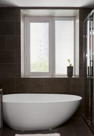 极简朴实北欧风格80平米二居室装修效果图