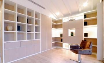 多元混合日式风格150平米别墅装修效果图