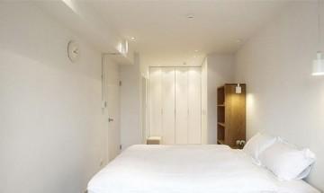 清新舒适的日式风格70平米一居室装修效果图
