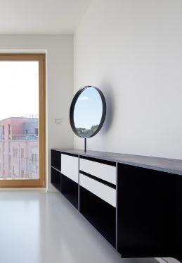 干净清爽日式风格50平米小户型装修效果图