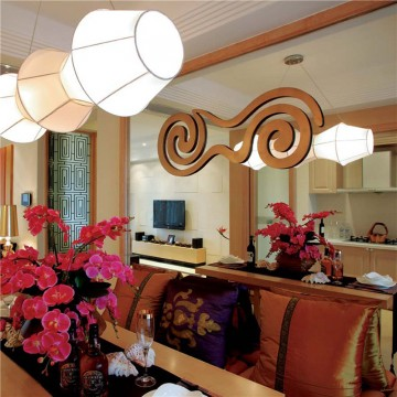 热情的东南亚风格四居室装修效果图