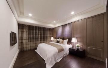 浪漫新古典风格120平米四居室装修效果图