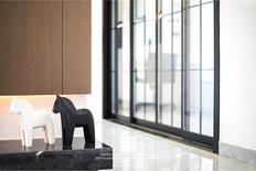 合景领峰现代风格四居室实景案例