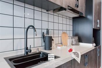 荟萃商业广场公寓日式风格装修实景案例