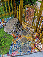 漂亮的花园设计