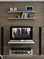 电视机背景墙的设计