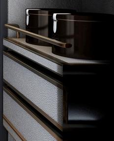 水漾花城现代风格三居室装修效果图