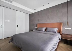 现代简约风格卧室装修实景案例