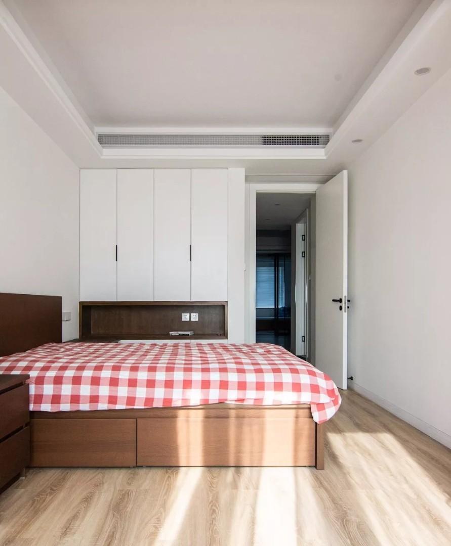 现代简约风格三居室儿童房装修效果图