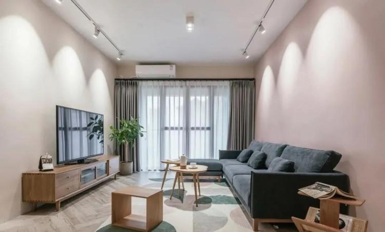 简约北欧风格三居室装修效果图