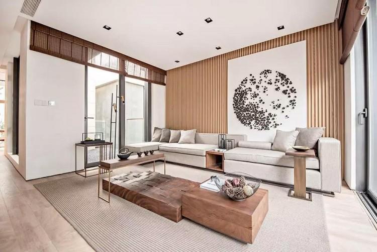 别墅日式风格装修效果图
