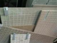 室内干挂瓷砖方法 要是原有墙面上有瓷砖还能做吗?