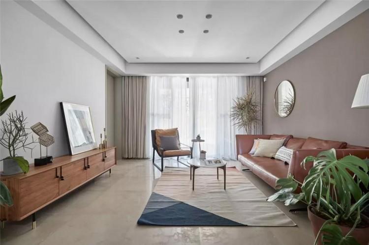 简约风格四居室装修效果图